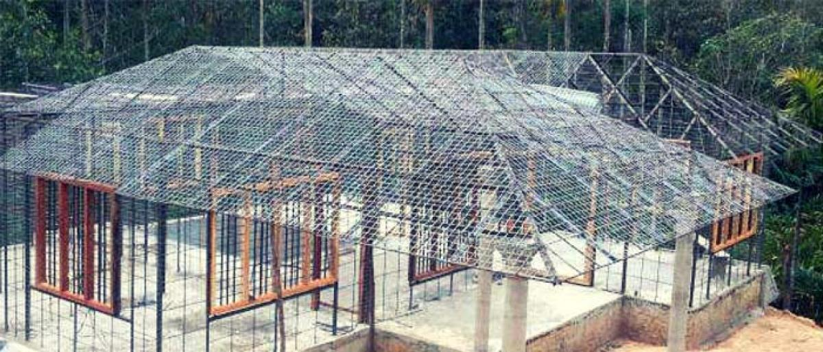 New Homes to Battle the old Problems – Kerala Floods