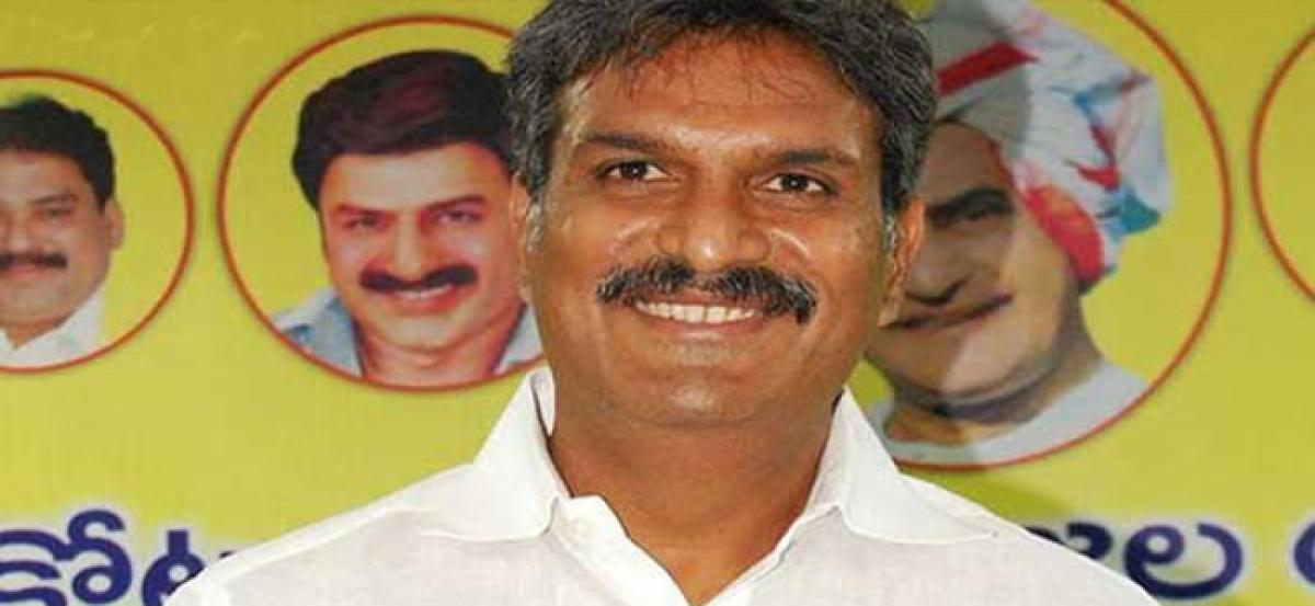 TDP will quit NDA soon: Kesineni