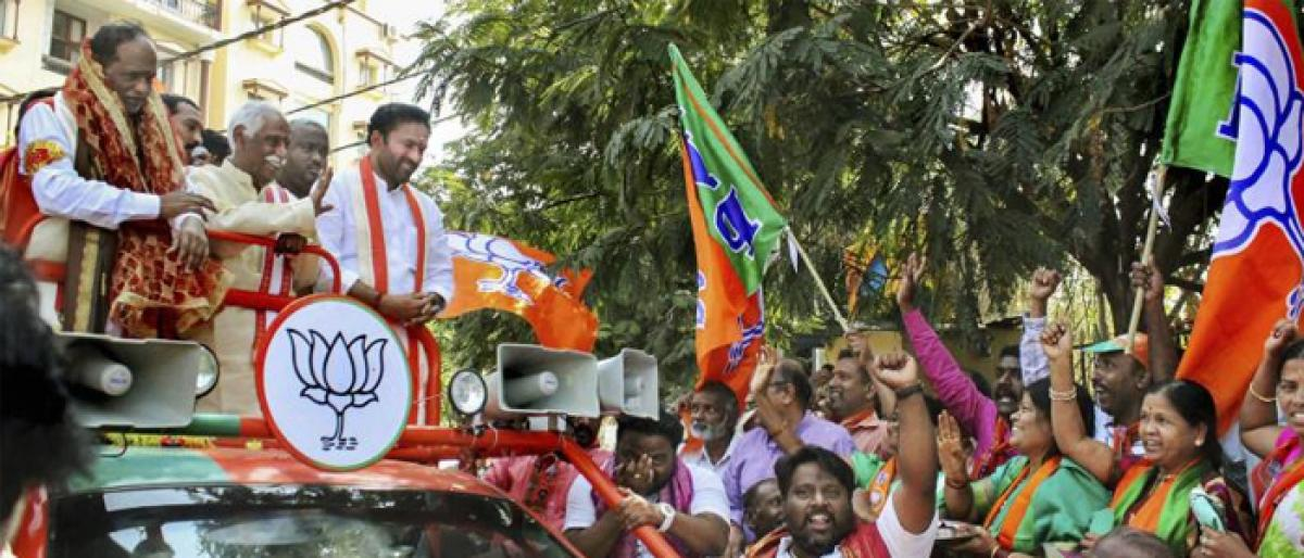 Telangana Assembly polls: Parties prep to hit campaign trail in next fortnight