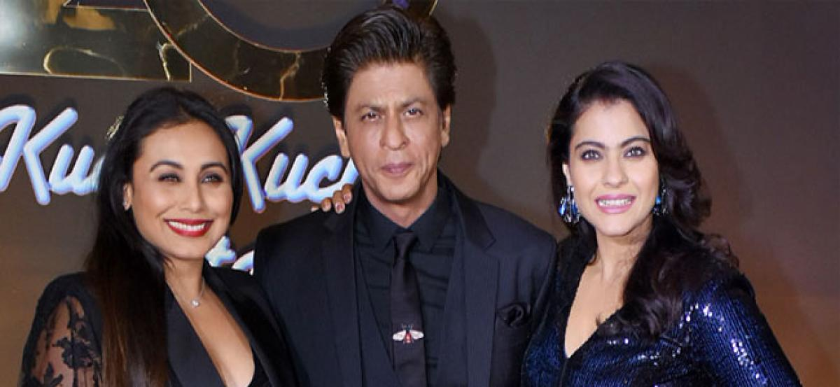 I never understood the script but the script maker, says Shah Rukh Khan