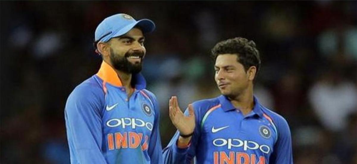 Lethal Kuldeep Yadav key for Indian cricket team against England: Virat Kohli