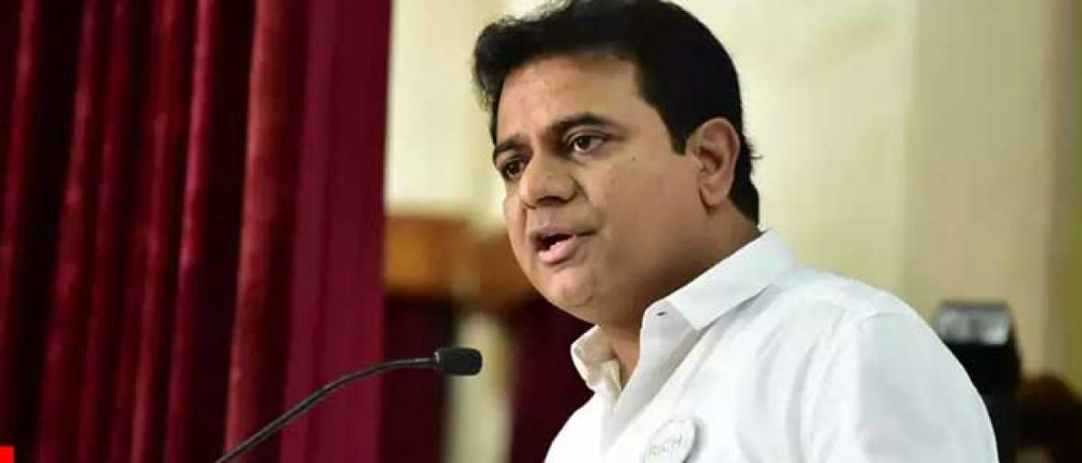 TRS will bag 100 Assembly seats in 2019 elections: KTR