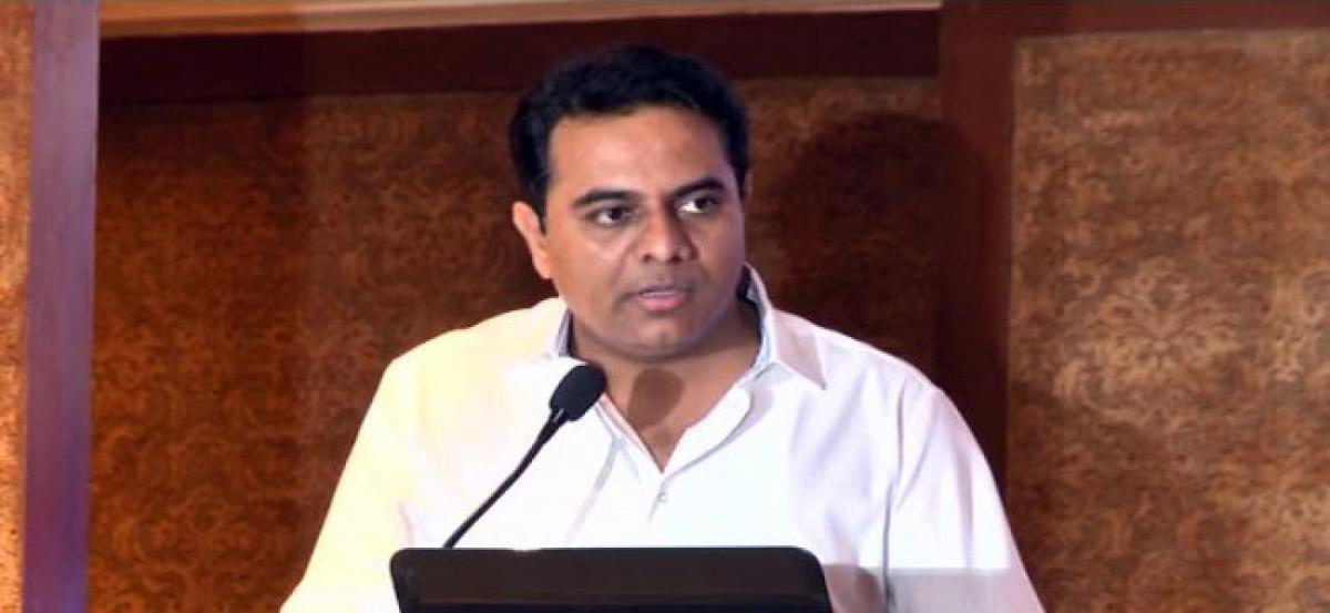 KTR fixes August 15 deadline for civic bodies to be ODF