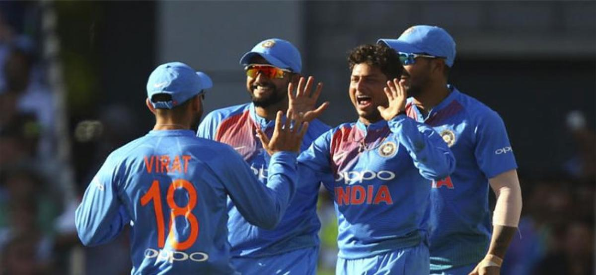 England vs India: Hosts practice with spin-bowling machine to counter Kuldeep Yadav
