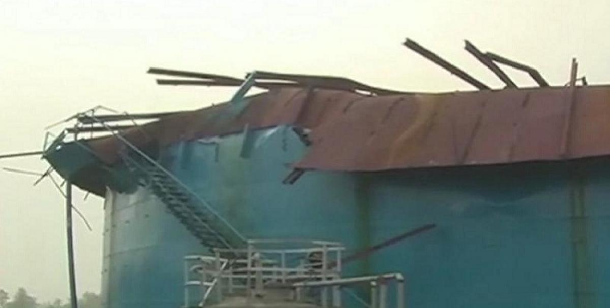Six labourers dead as factory boiler explodes in Uttar Pradeshs Bijnor