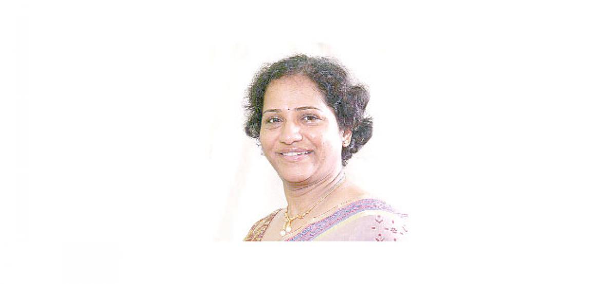 Surya Bhagyalakshmi to head Mahila Cong social media cell