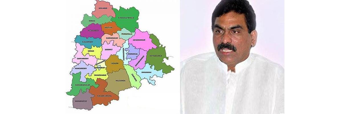 Telangana Assembly Elections 2018:Lagadapati Rajagopal predicts 65 seats for Prajakutami