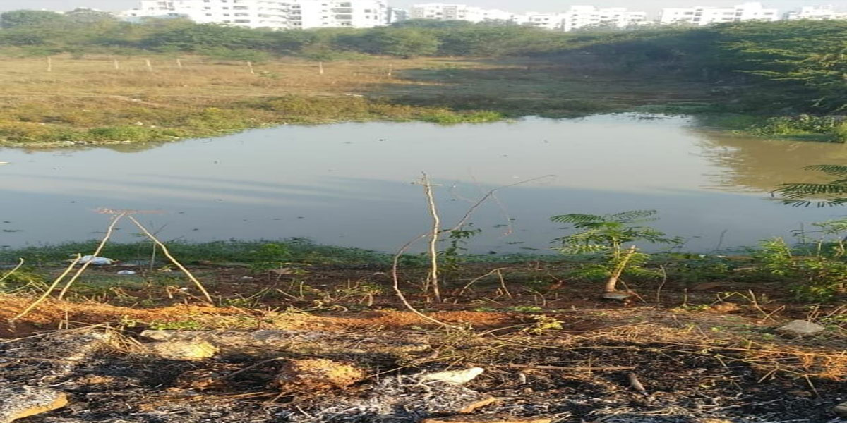 Demand to protect Neknampur Lake grows shriller