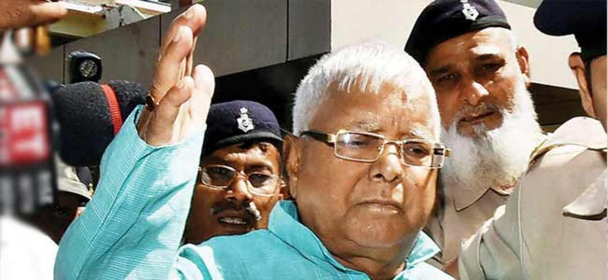 IRCTC Scam: Delhi court directs RJD chief Lalu Yadav to appear through video conference