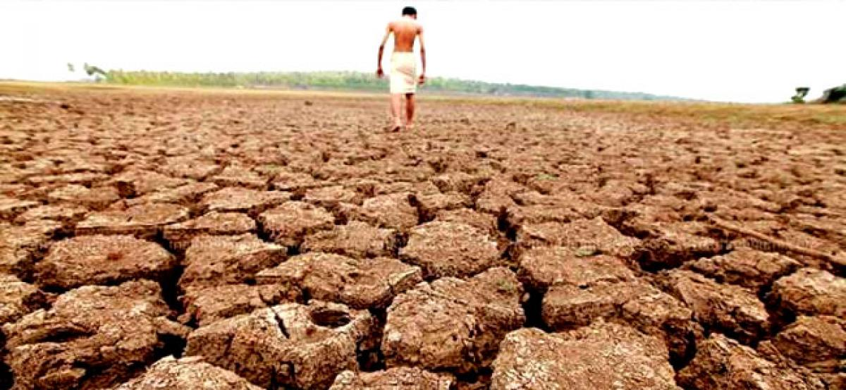 Groundwater level low in Nellore