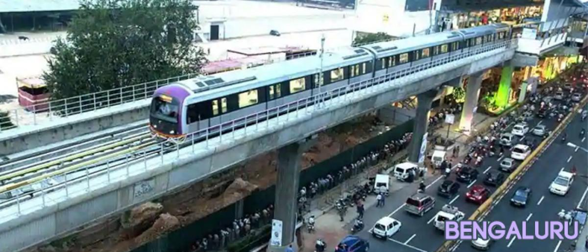 Last-mile connectivity serious issue for commuters in Bangalore.