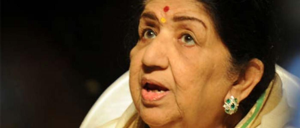 If Melody has a name - Lata Mangeshkar