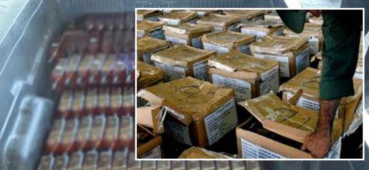 Nearly 17,000 ltr illicit liquor seized, 60 held in 48 hours by Gautam Buddh Nagar police