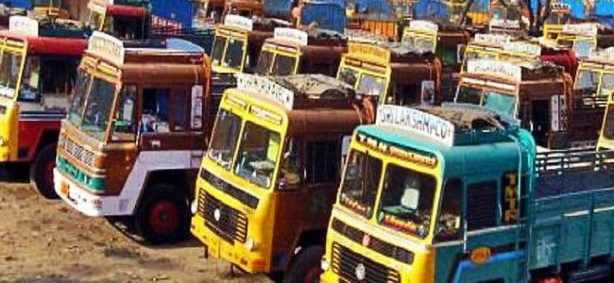 Lorry Owners call for strike on July 20
