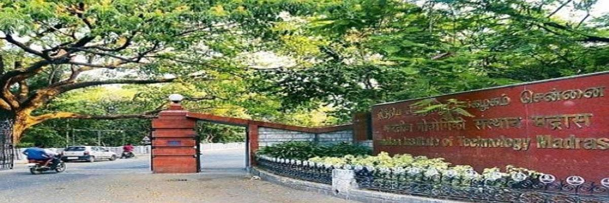 Row over mess surfaces at IIT-M