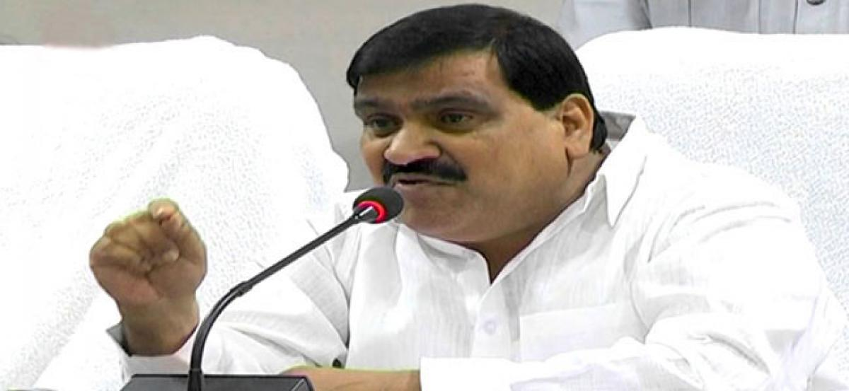 No need to borrow money for raising crops: Minister Mahender