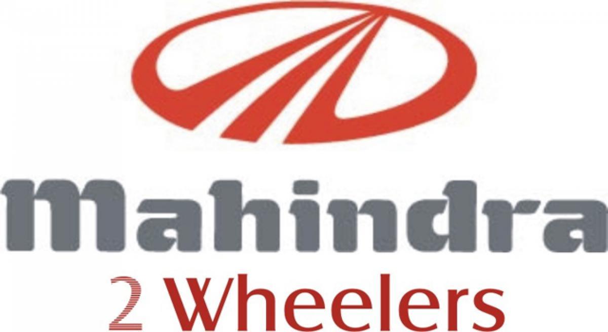 Mahindra arm's 2-whlr spares business