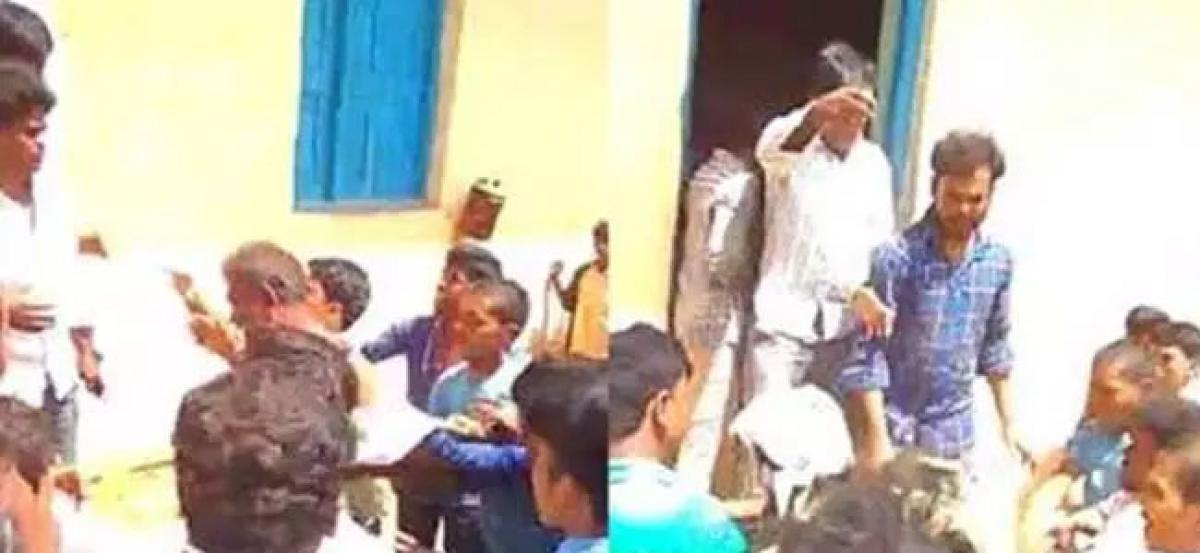 Maharashtra: Dhule mob was so furious that they wanted to burn bodies after killing