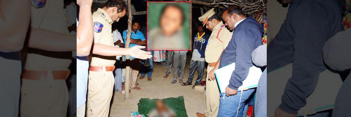 Woman in extra marital affair kills 3-year-old son in Mancherial