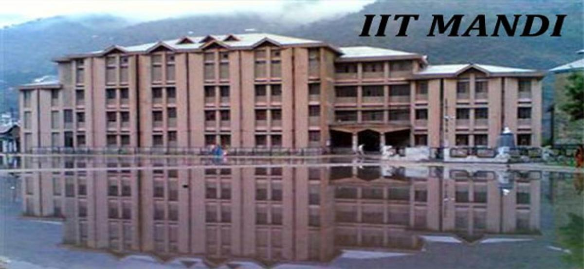 IIT-Mandi achieves 86% placement in 2017-18