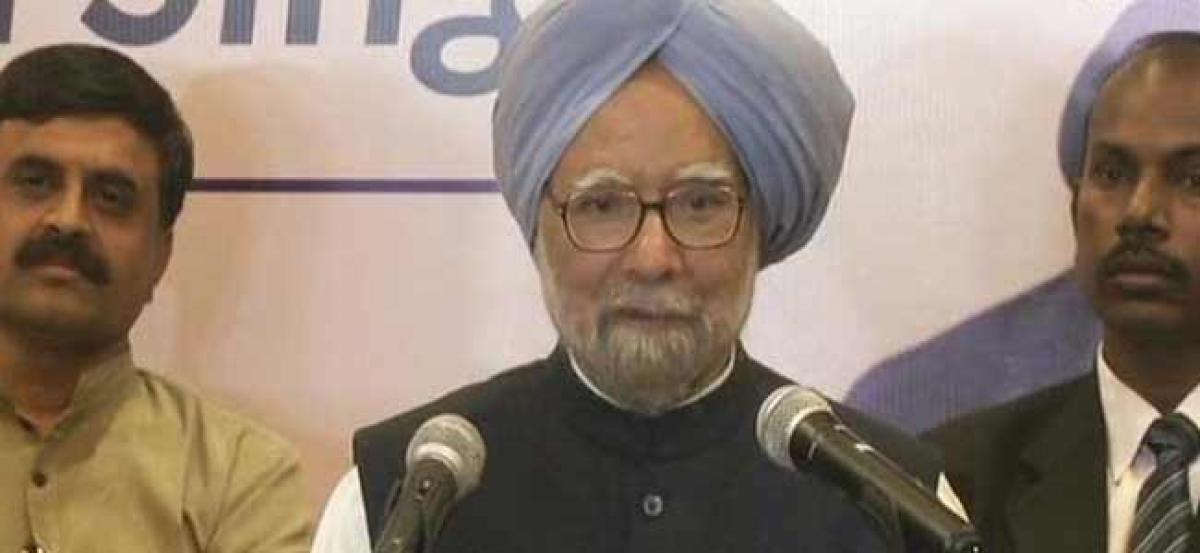 2G judgement speaks for itself: Manmohan Singh