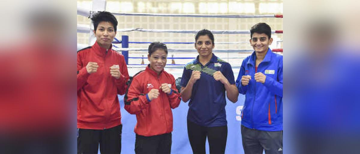 World Boxing Championships: Mary Kom and three others ready for semis with confidence