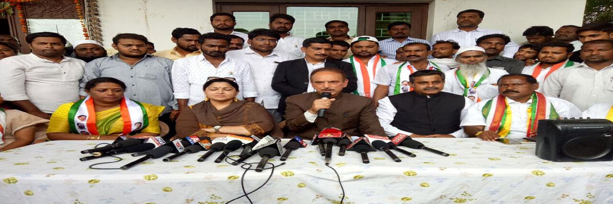 People's Front governmentt on the cards: Ghulam Nabi Azad