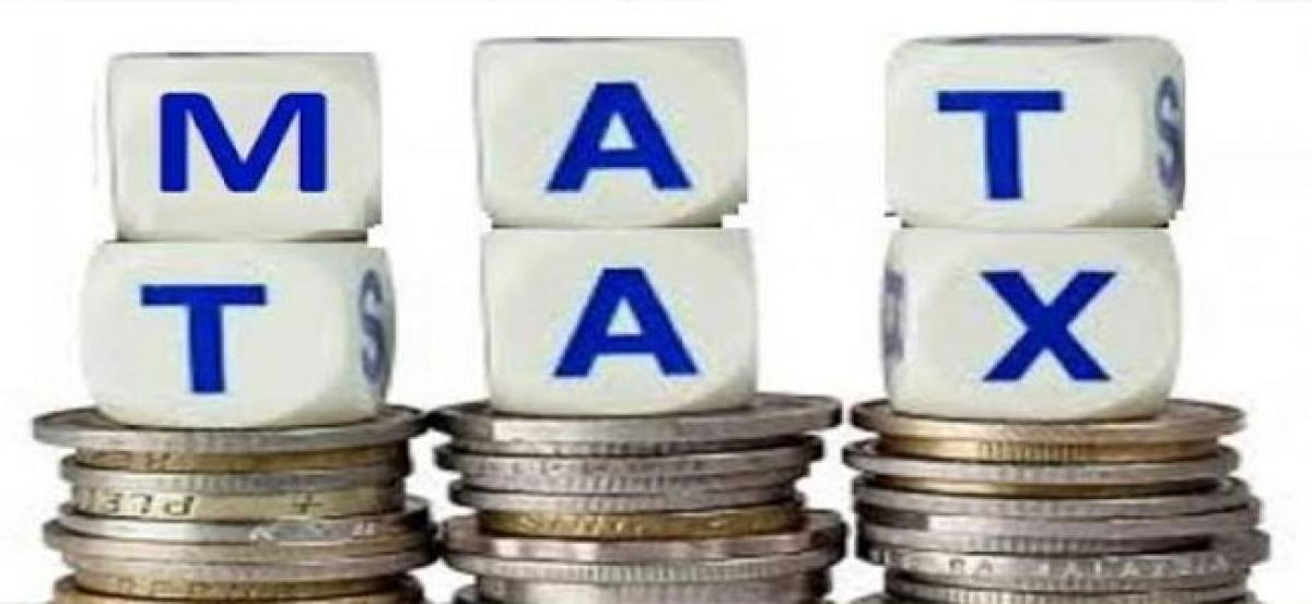 In this budget, Minimum Alternate Tax may be tweaked to boost industry