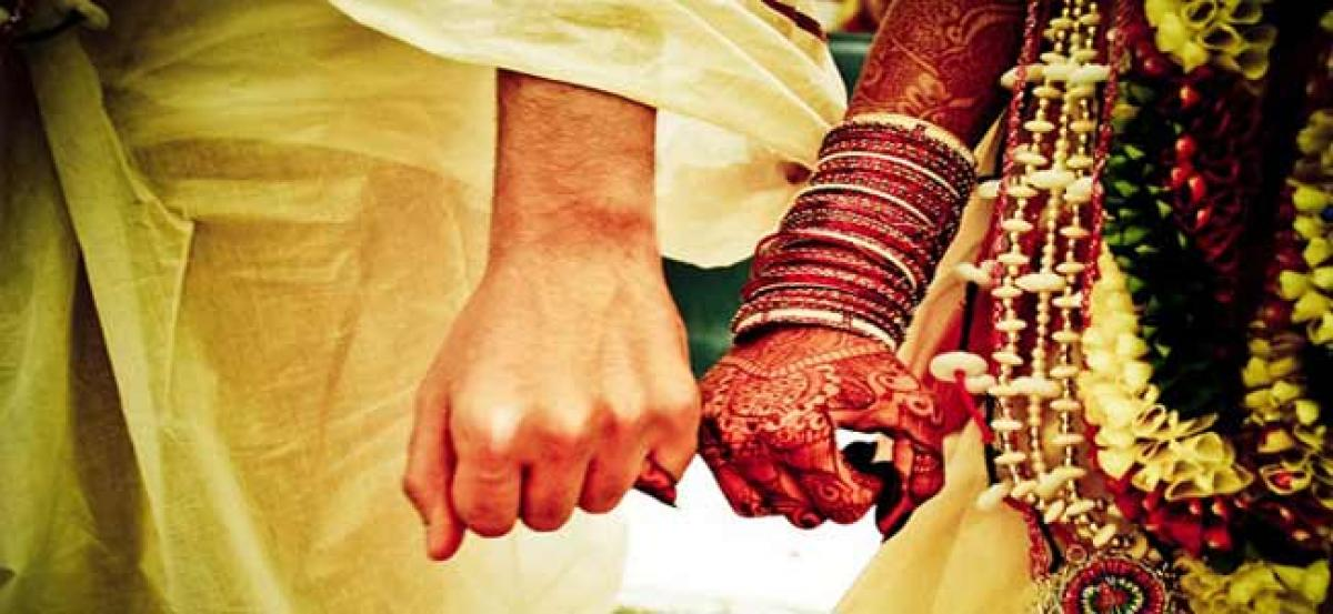 Man held for cheating through online matrimony