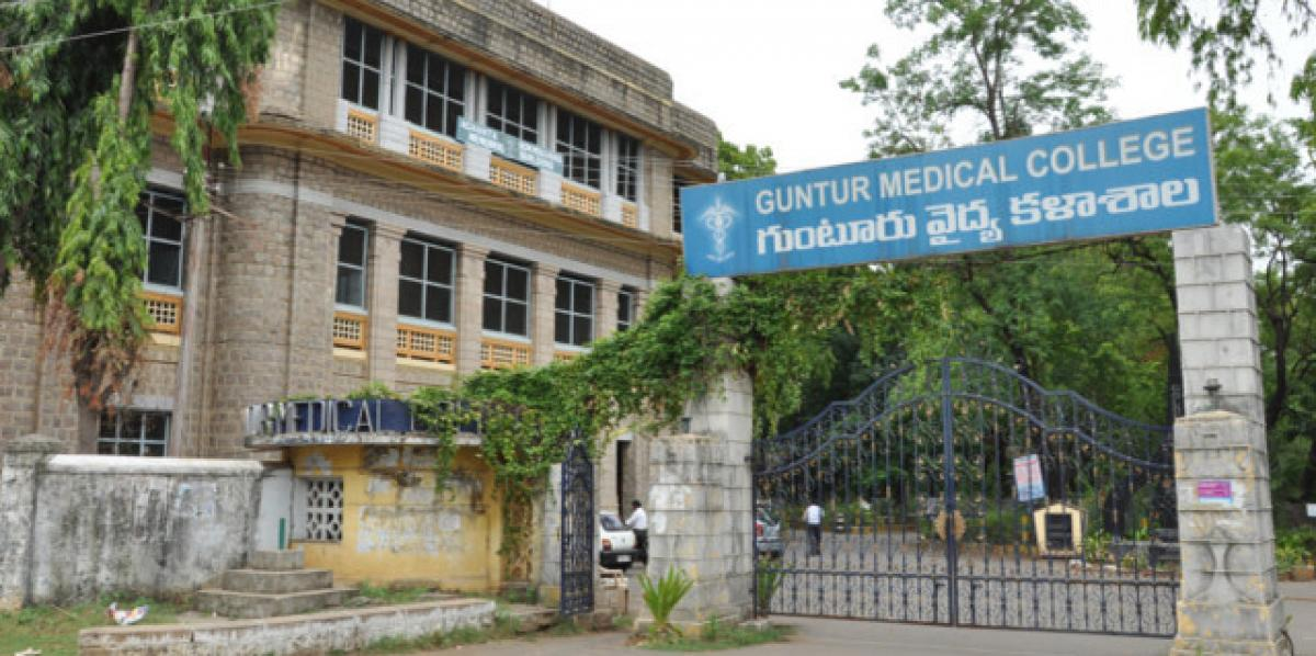 Guntur Medical College likely to get 45 additional PG seats