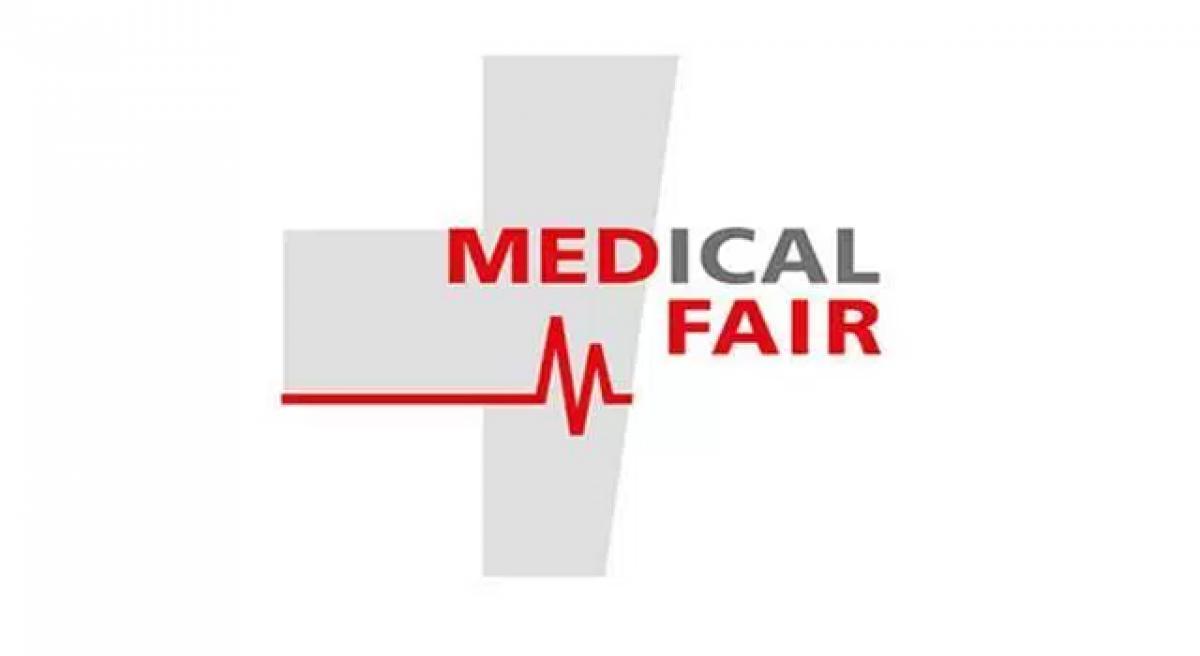Medicall fair from Feb 23