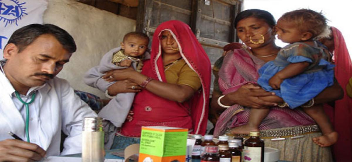 CPM to hold medical camps for tribals