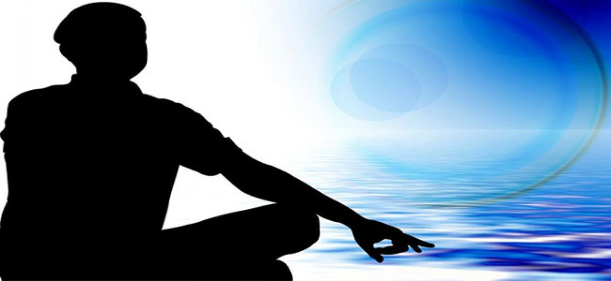 Meditating twice a day for 20 mins cut PTSD symptoms in older adults
