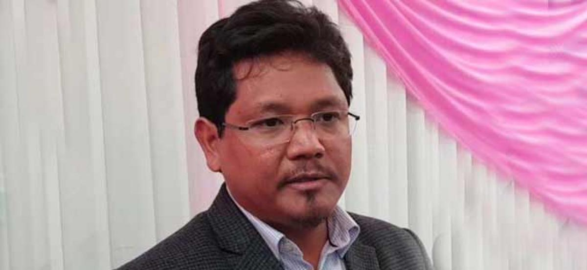 Meghalaya Chief Minister Conrad Sangma wins bypolls by over 8,000 votes