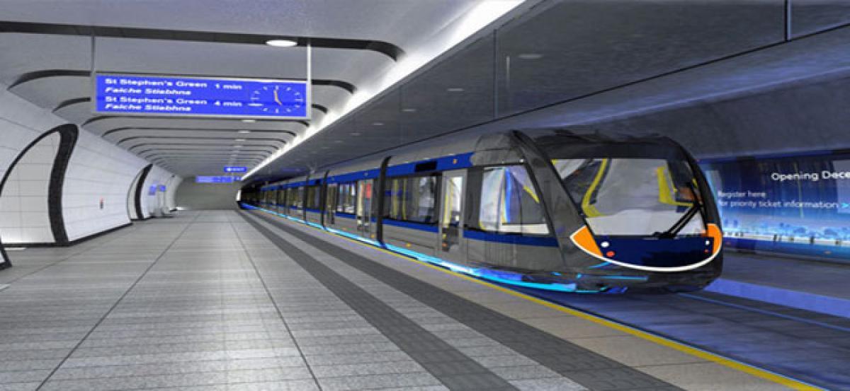 Question mark on Metro Rail for Vijayawada
