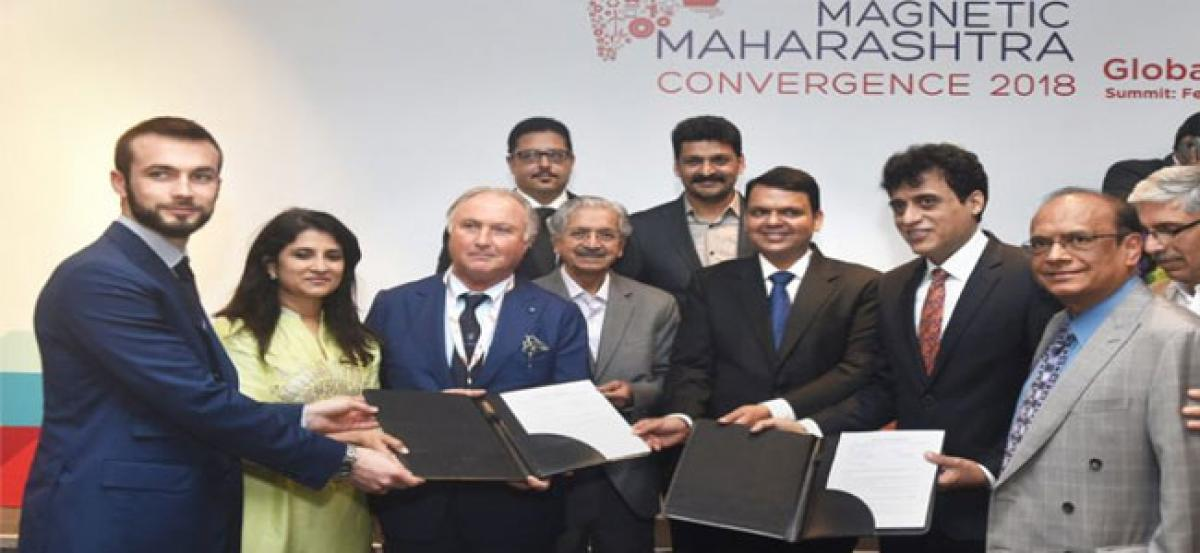Maharashtra government inks Rs 35,000 crore pact with a pilot to build aircraft