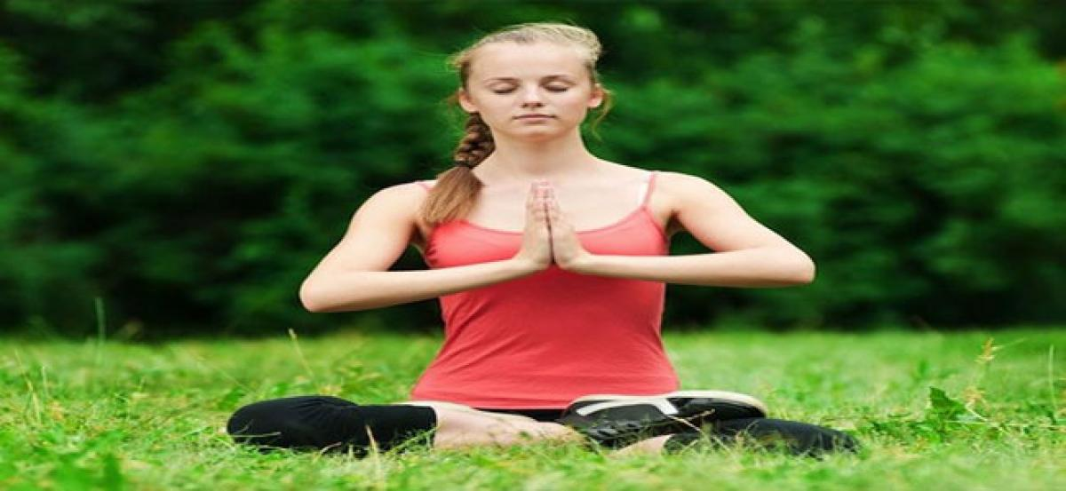 Mind-body therapies can help teens with anxiety