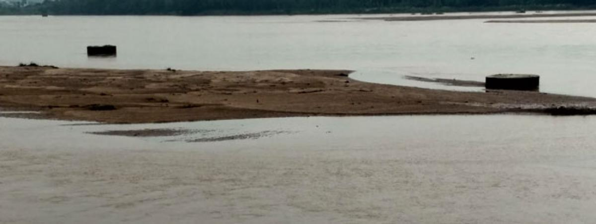 Sand mining posing a threat to water schemes