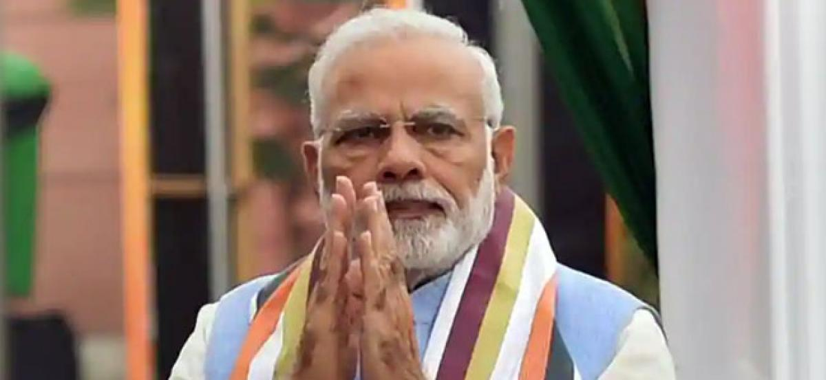 PM Modi to address BJYM meeting in Hyderabad on Oct 28
