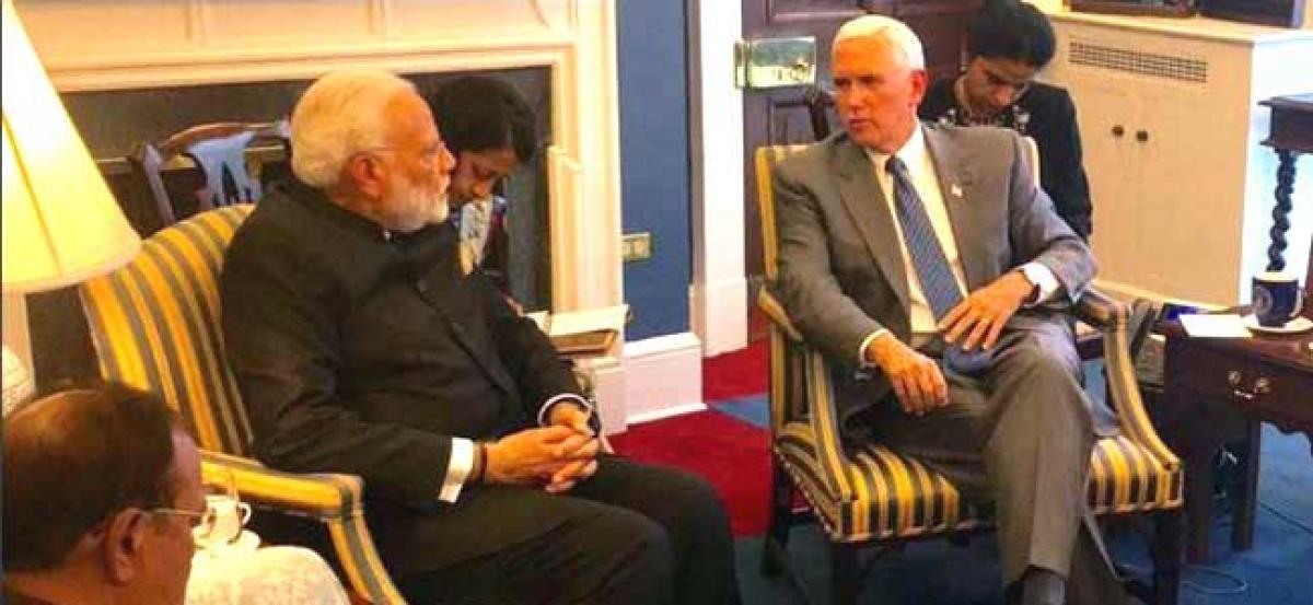 US Vice President Pence to meet PM Modi next week, confirms White House