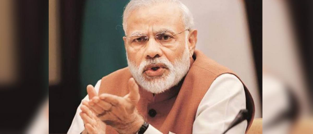 Oil the biggest challenge for Modi might turn out of be his mightiest ally in 2019