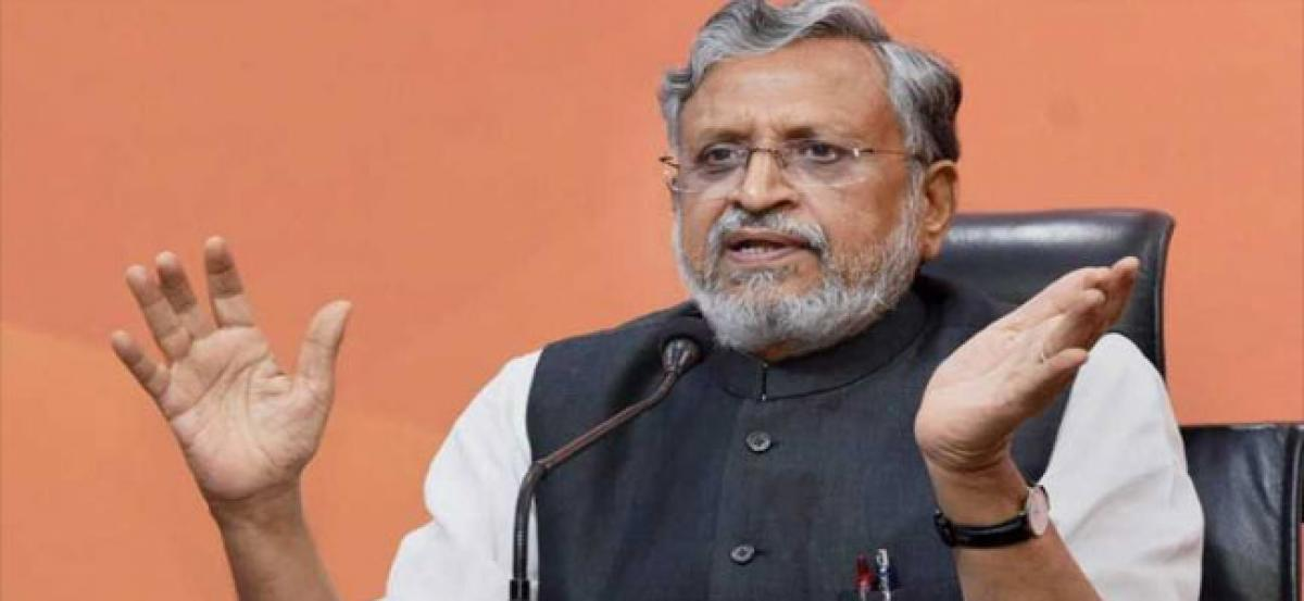 Bringing petro products under GST wont impact prices much: Sushil Kumar Modi