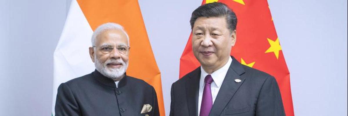 Ties between India and China