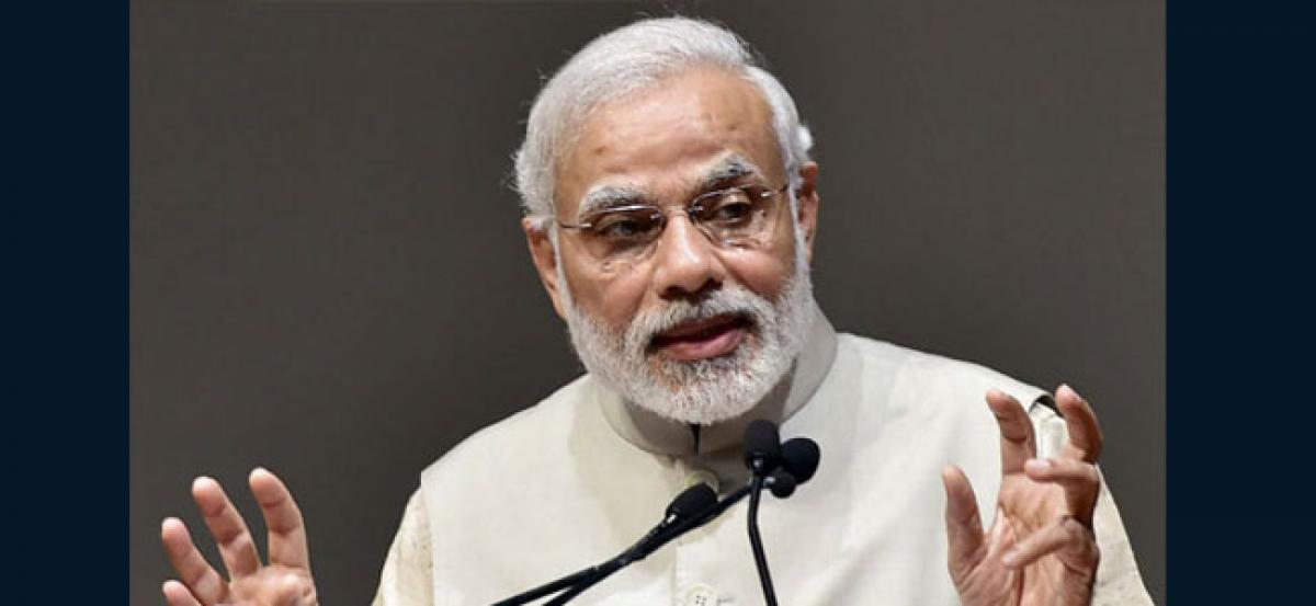 Do not 'hoodwink' country over job growth data: Cong hits out at PM Modi