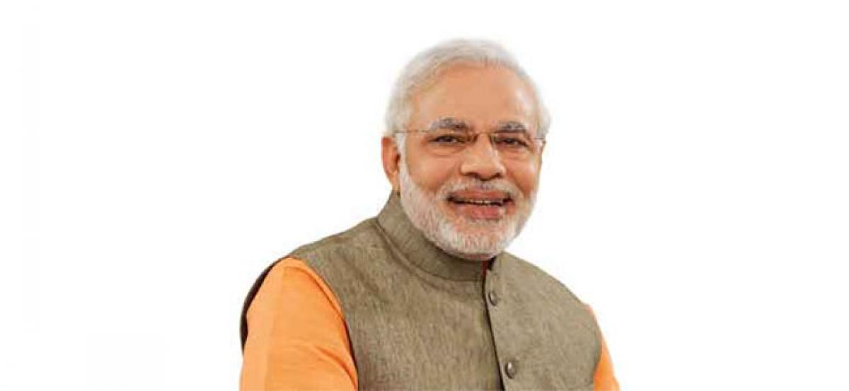 PM Modi reviews progress towards development of islands
