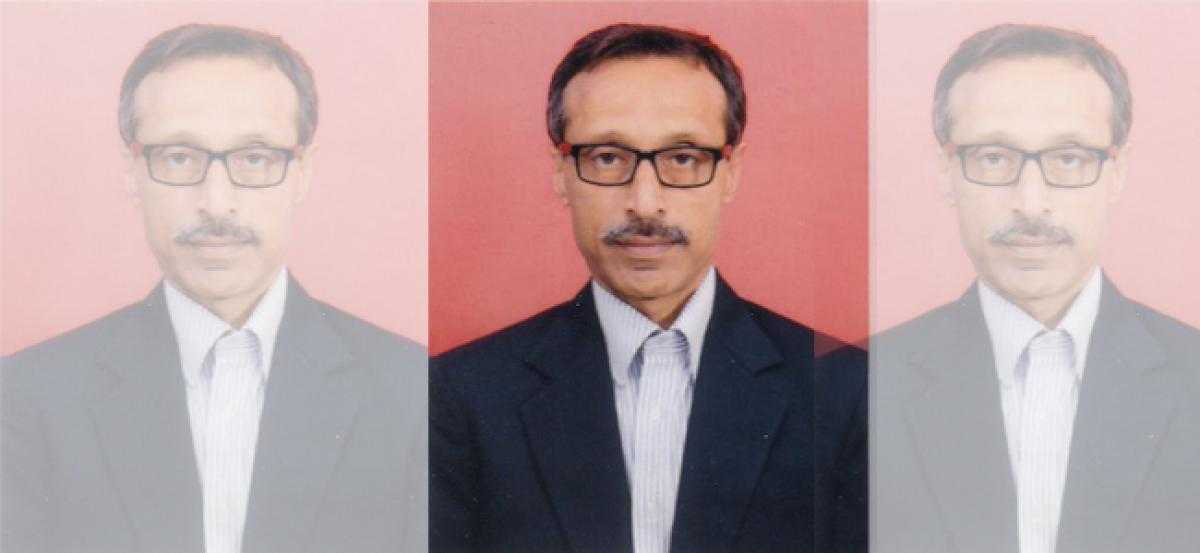 Debasish Ray is HR Manganese Ore India Limited Director
