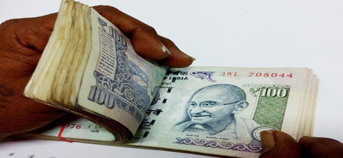 Revenue collection for April-May capped at Rs.1,27,461cr