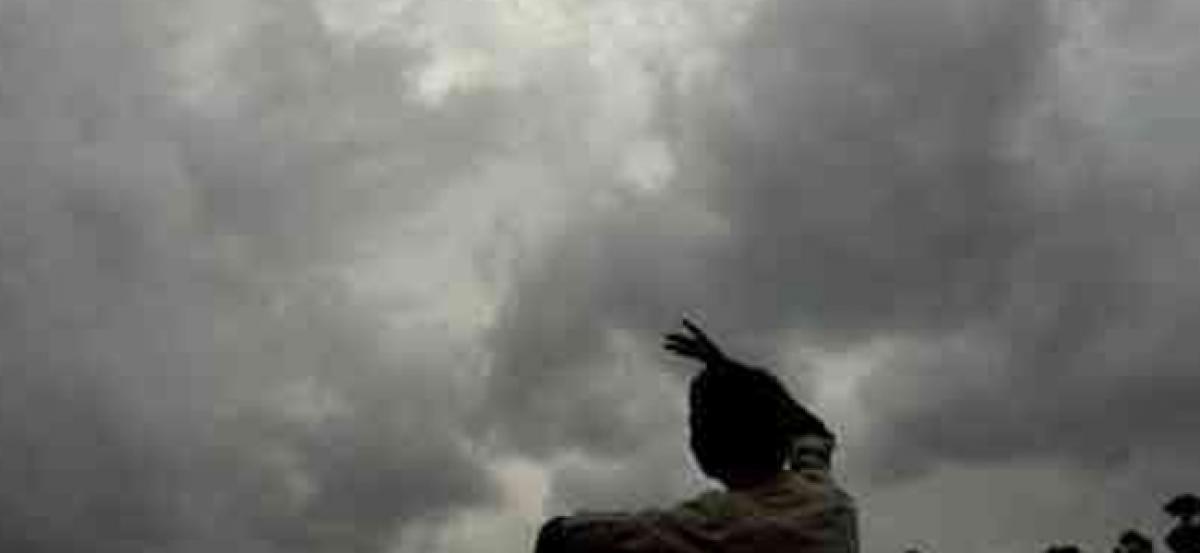 Truant monsoon plays spoilsport