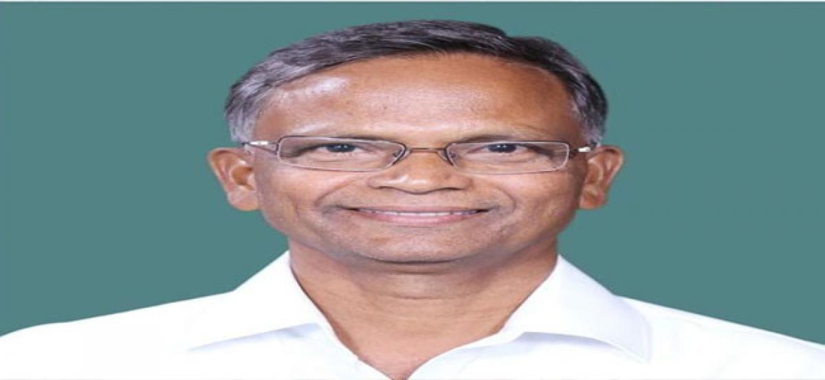 Tirupati MP tops in Andhra Pradesh by Utilisation of  MPLADS Funds