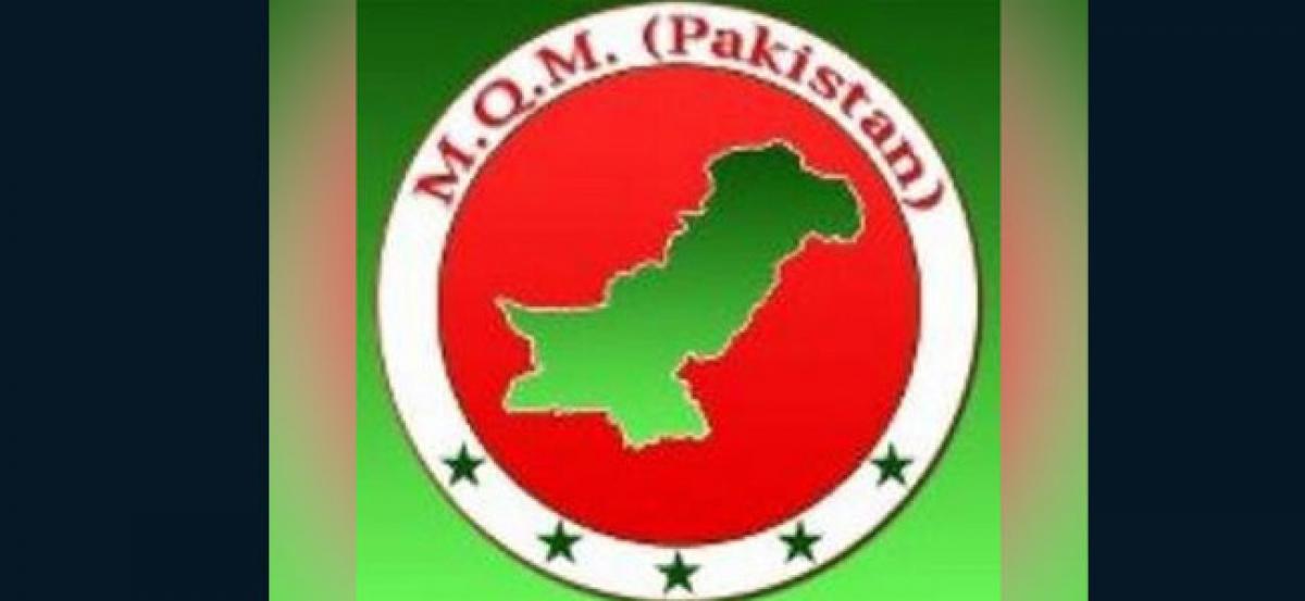 MQM exposes ISI, NACTAs conspiracy